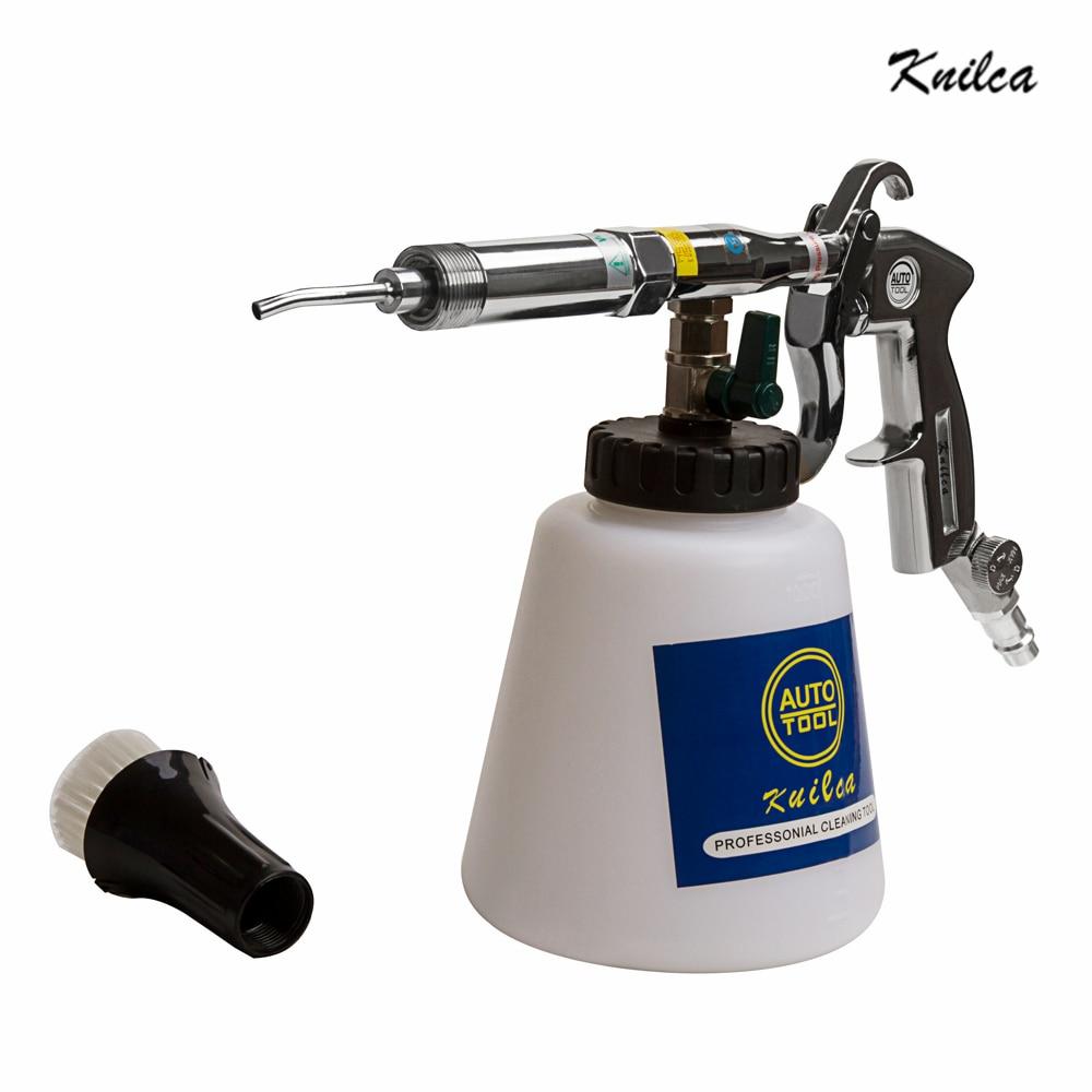 Knilca NEWS z-020 high quality big bearring tube tornador gun for car washer car washer tornado gun