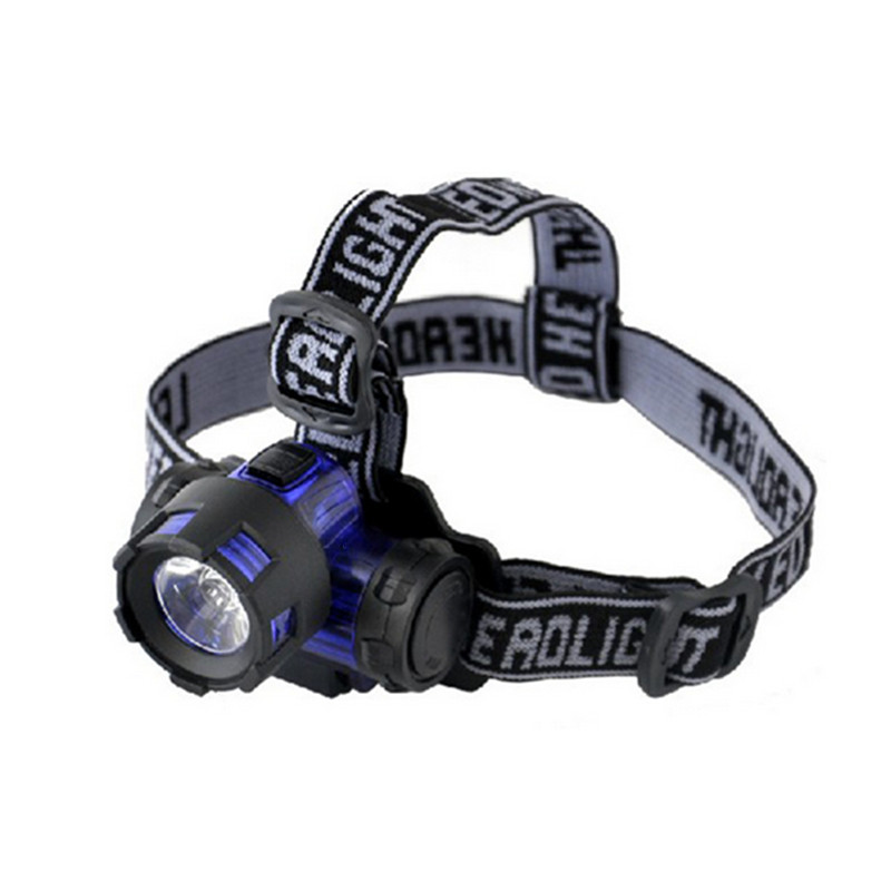 Hot Selling Mini Headlamp Energy Saving Head Light Outdoor Sports Camping Fishing Head Lamp