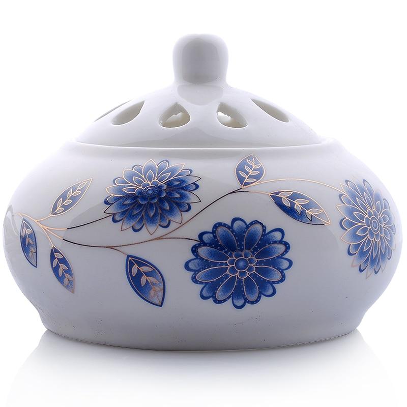 Electric Diffuser ceramic fragrance lamp Essential oil ...