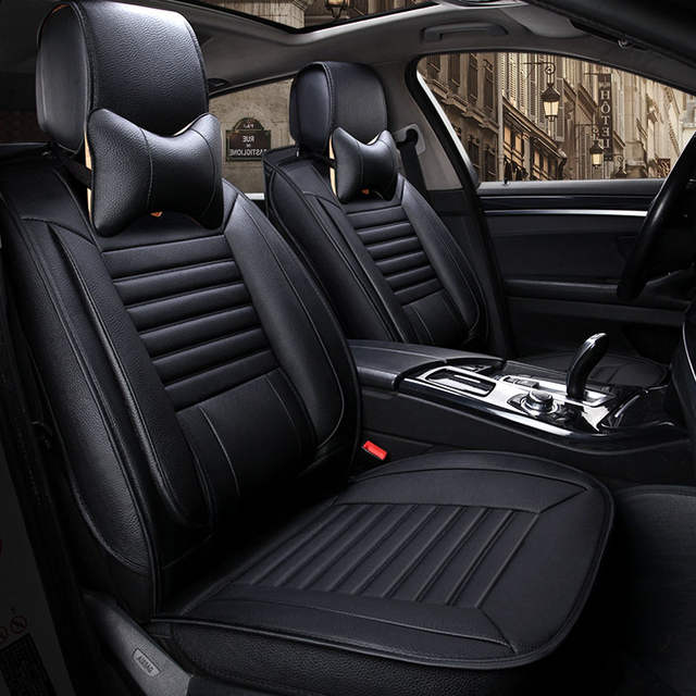 Online Shop Universal Leather Car Seat Cover Car Seat Covers For