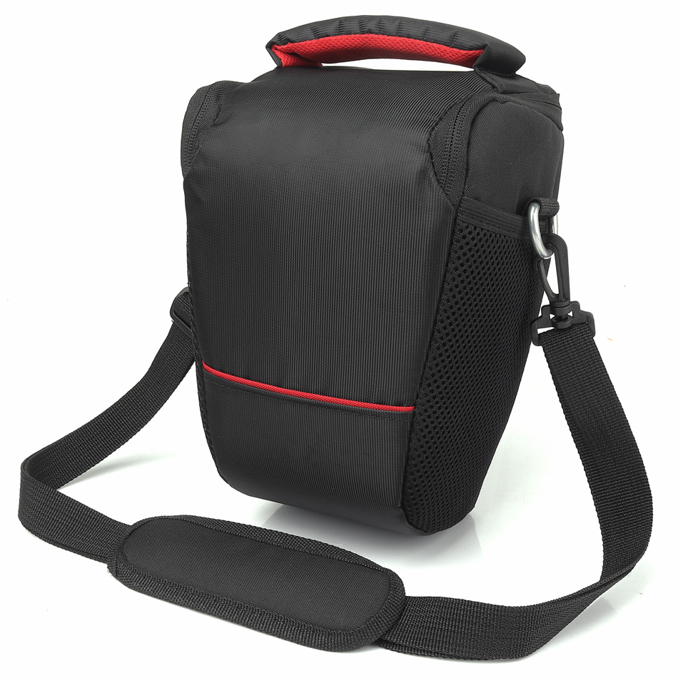 DSLR Camera Bag For Canon 750D 6D 1300D 200D 77D 80D 60D Nikon D5300 D3400 D7200 D5200 DF Nikon Camera Canon Bag Sony Photo Case high quality silicone camera cover for canon 6d 6d2 5d4 1300d 77d 80d 650d 700d 5diii soft rubber camera case skin for canon