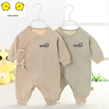 Newborn Baby Clothes Cartoon Baby Rompers Long Sleeve Baby Girls Clothing Infant Costume Toddler Romper Baby Girl Stuff 2018 baby girls clothes baby romper toddler infant baby girl cartoon pig love print long sleeve jumpsuit romper clothes jy24 f