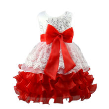Baby Girls Clothes Elsa Wedding Party Long Dress Anna Sequins Snowflake Princess Tutu Dress Infantil Vestido Roupa for Children(China)