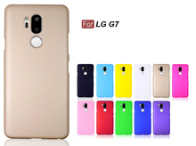 Phone Cases Ultra Slim Hard Rubberized Matte Cover Case for LG G7 Cellphone new in stock