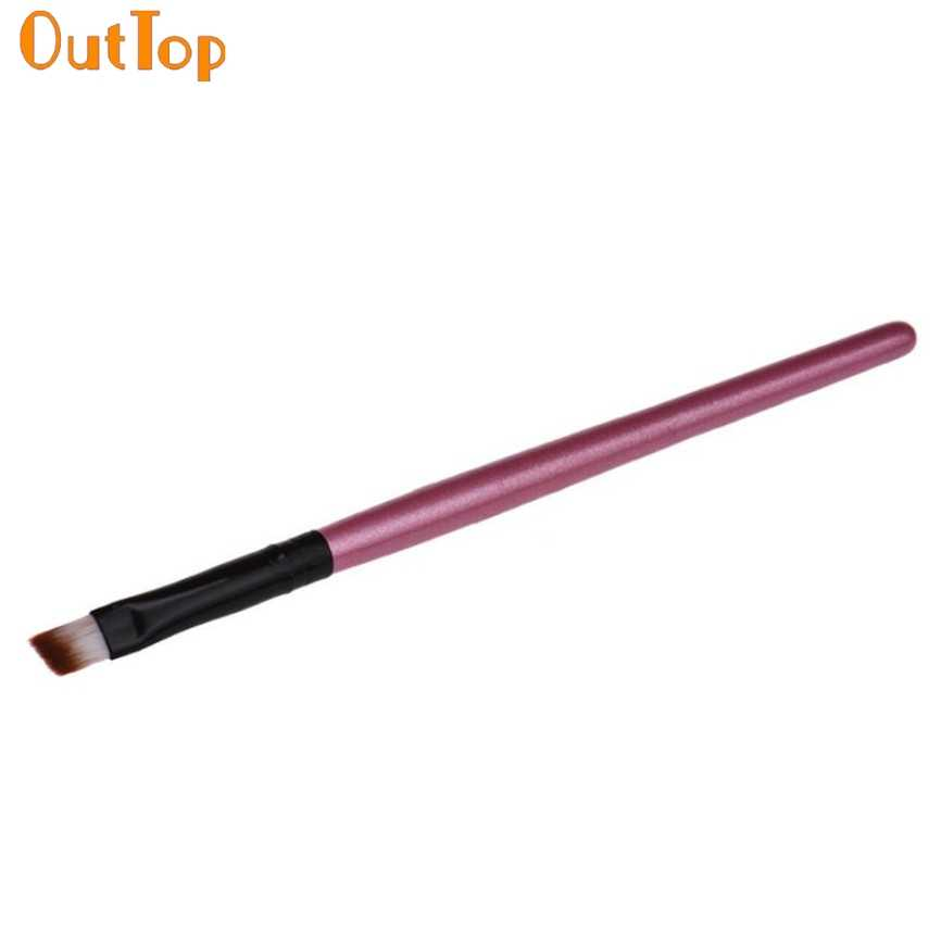 Makeup Eyebrow Pen 1pc Eyebrow Pencil Brush Eyelashes Eyes Cosmetic Makeup Brushes Tools Drop Shipping 70825