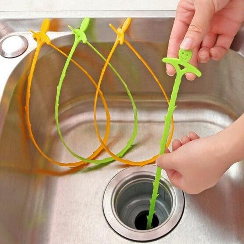 Herrlich Bad Haar Kanalisation Filter Abflussreiniger Outlet Küche Waschbecken Drian Filter Sieb Anti Verstopfung Boden Perücke Entfernung Clog Werkzeuge Haushaltschemikalien