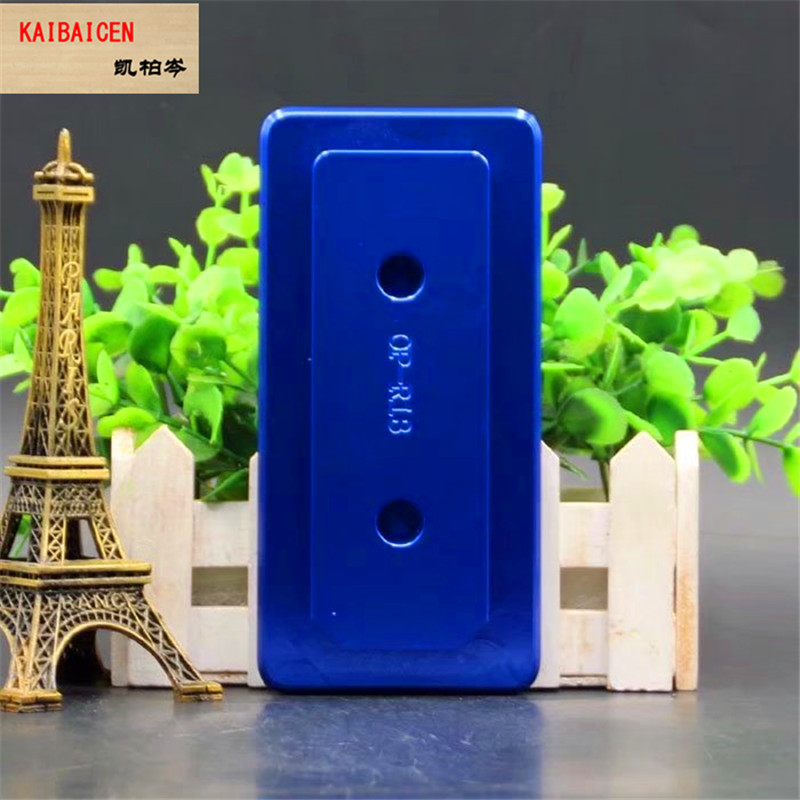For OPPO R15  Dream Mirror Version 3D Sublimation Cover Case mold Printed Mould tool heat press