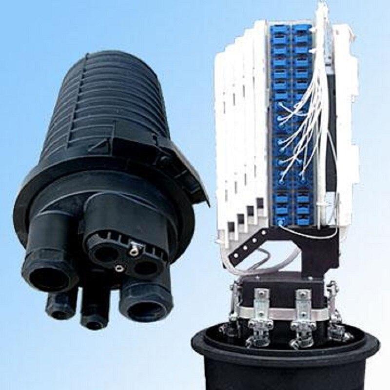 Grandway-5807 Fermeture Câble à Fibers Communes Splice Fermeture Garniture Mécanique Type Boîte De Jonction