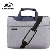 Kingsons High Quality Laptop Handbag for Men and Women Travel Bussiness Notebook Bag Large Capacity 11 13 14 15 Inch Computer