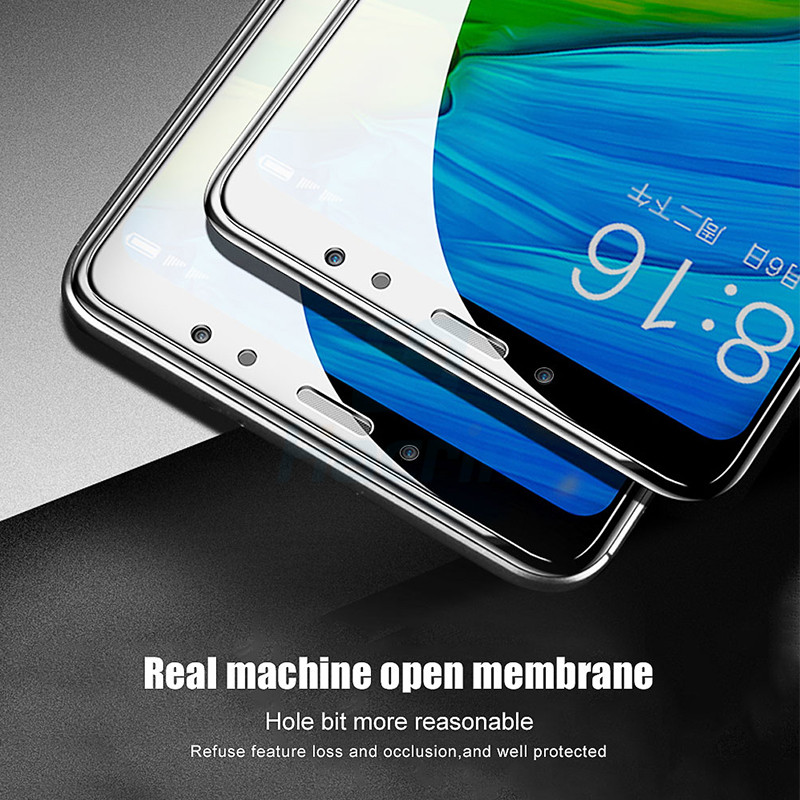 Xiaomi Redmi Note 5 Pro закаленное Стекло Экран протектор 9 H 2.5D царапинам Экран Защитная пленка для Xiaomi Redmi примечание 5 Pro