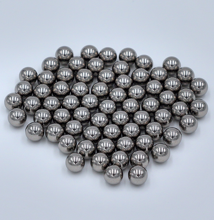 3mm Chrome Steel Bearing Balls Hardened AISI52100 G40 High Precision