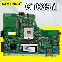 K55VM Motherboard GT635M-REV:2.0/2.2 For ASUS K55VM A55V K55V K55VJ laptop Motherboard K55VJ Mainboard K55VM Motherboard test ok(China)