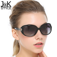 New Design Femininity Women Sunglasses Lady Glasses Driving Classic Sun Glasses Polarized UV400 Anti Glare Free