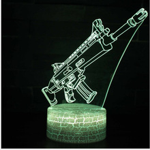 Fortnite Battle Royale Toys Night Light LED  Projection Lamp
