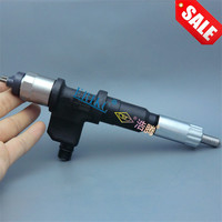 ERIKC Injector 5514 auto electric engine oil injector spray nozzle gun 095000 5514 diesel parts fuel 0950005514 assy for Isuzu