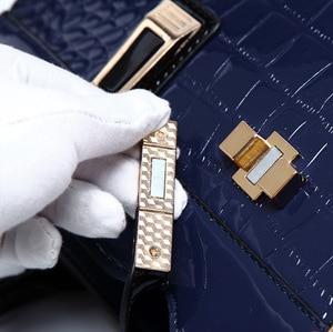 Image 2 - Women Messenger Bags Casual Tote Femme Fashion Luxury Handbags Women Bags Designer Pocket High quality Handbags bags
