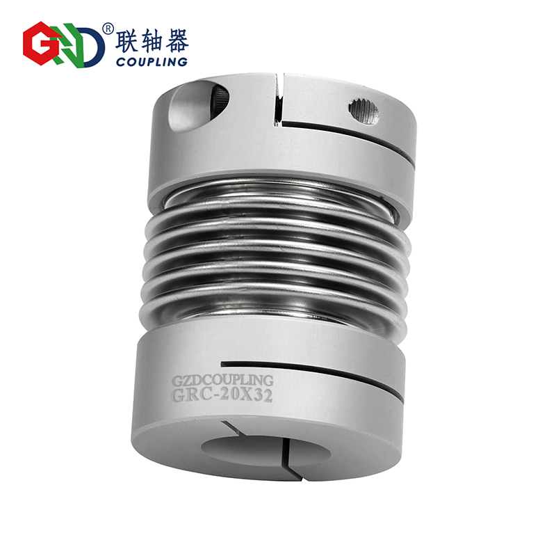 GRC Aluminum Alloy Bellows Clamp Series GND shaft couplings D82 L103;D105 L130 dac8552 dac8552idgkr d82 msop