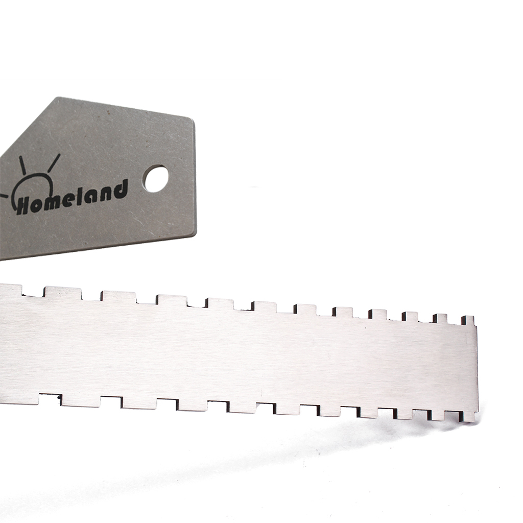 1 Set Stainless Steel Guitar Fret Rocker Level+Guitar Neck Straight Edge for Guitar Bass Mandolin Banjo Ukulele