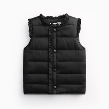 Winter & Autumn Boy Girl Vests Jacket Kids Clothes Fashion 2017 Children  Clothing  Waistcoats Casual Baby Boy Girl Vest Coat