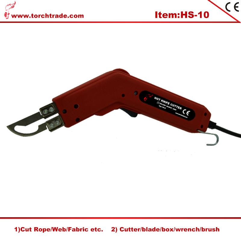 Rope Cutting Tool For Rope Cutter And Sealer