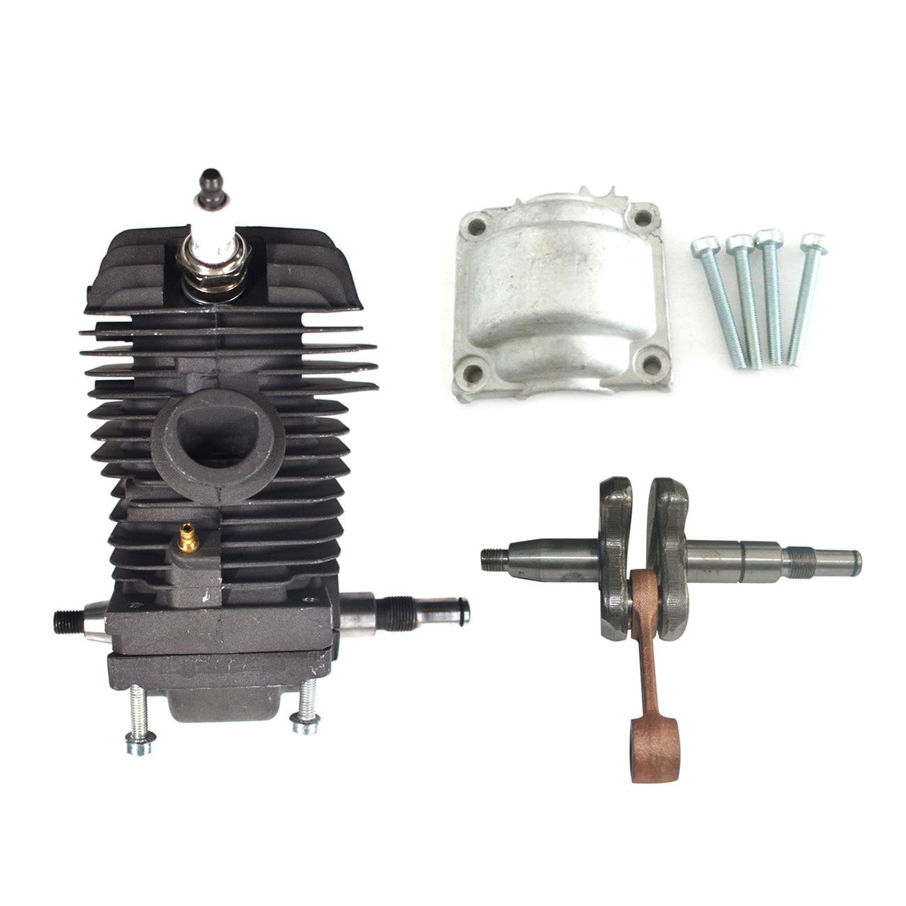 Cylinder Crankshaft & Crankshaft Spark Plug Fits STIHL 025 MS230 MS250 Chainsaw все цены