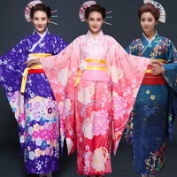 Time limited Promotion Dance Costumes Hmong Clothes Disfraces High Quality Japanese Kimono Costume For Women School Girl