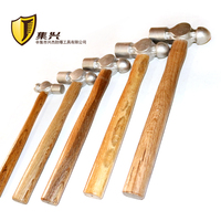 2 lb 2.5 lb 304 stainless steel round head hammer  antimagnetic round head hammer  household wooden handle hammer