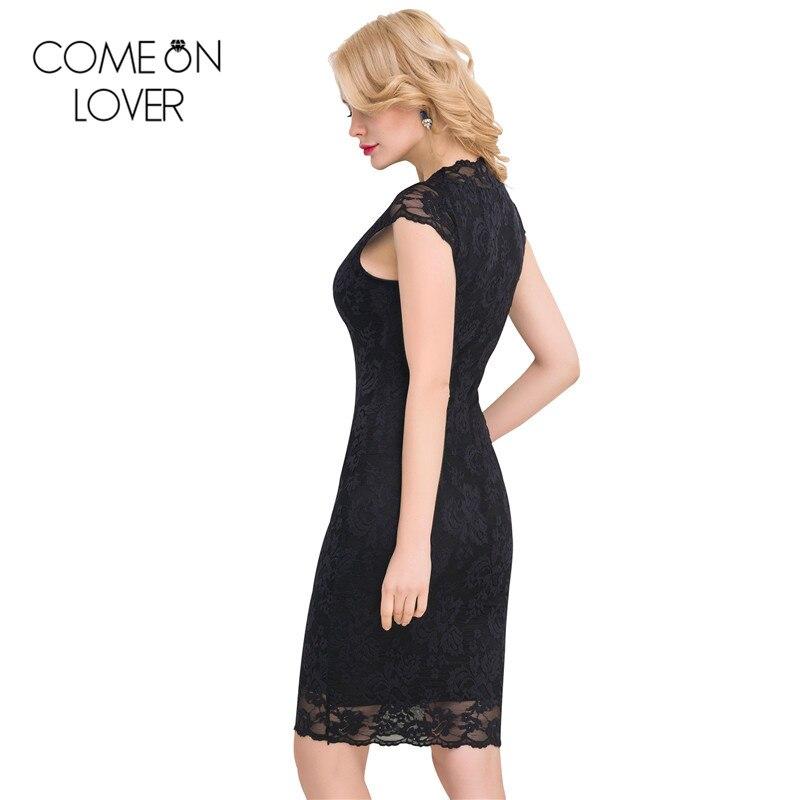 VE1060 Comeonlover V- պարանոցի XL / 2XL - Կանացի հագուստ - Լուսանկար 5
