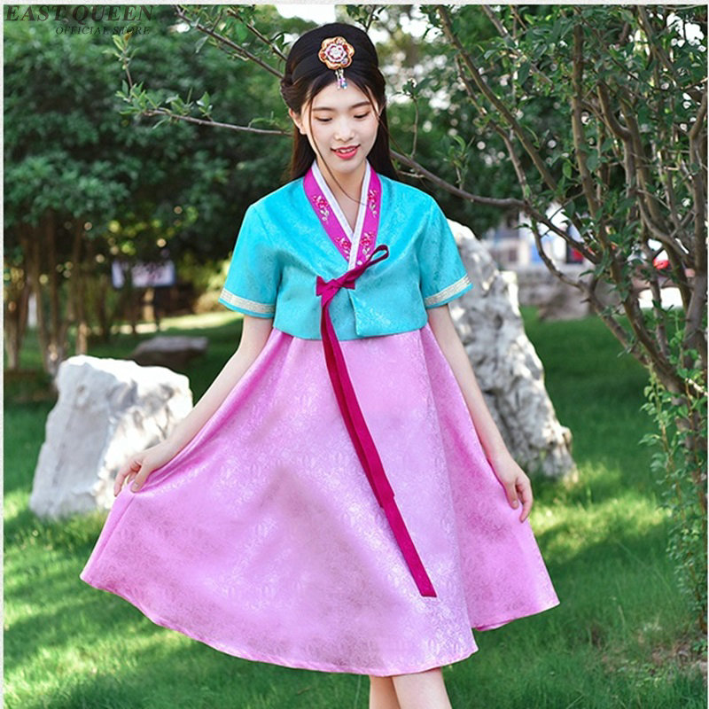 Korean hanbok wedding dress cosplay performance korean traditional ...