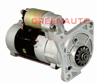 Starter Motor For INDUSTRIAL Mitsubishi 4D32 Engine M8T60271 ME049186 ME019911 M3T57575 19833 24V 5KW 13T