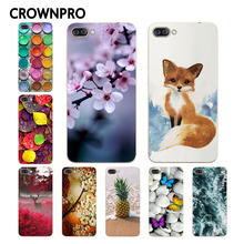 "CROWNPRO Silicone 5.5"" ASUS Zenfone 4 MAX ZC554KL Case Cover Soft TPU Painting Back Protective Case ASUS Zenfone 4 MAX ZC554KL"