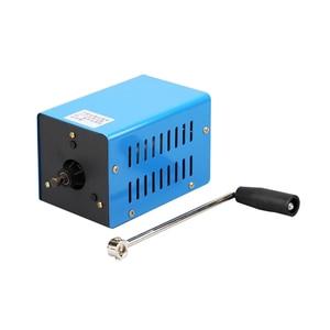 Image 3 - Outdoor 20W Multi function Portable Manual Crank Generator Emergency Survival Power Supply Outdoor Tools