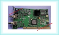 Hd plus BMD-PCB8 PCI-X cartão de edição não linear