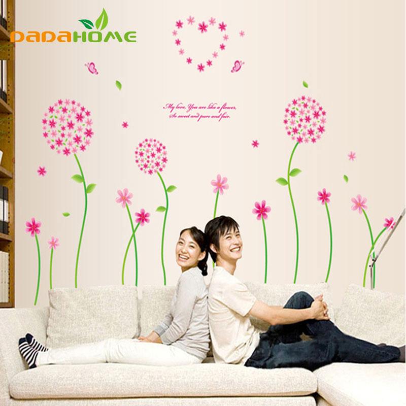 rose mur décorations-achetez des lots à petit prix rose mur