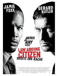 MOVIE Law Abiding Citizen Art Wall Decor Silk Print Poster image