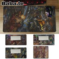 Babaite Non Slip PC Heroes of the Storm Durable Rubber Mouse Mat Pad Free Shipping Large Mouse Pad Keyboards Mat