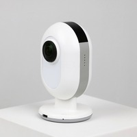 IP Camera WI FI with 360 Camera Wide Dual Fish Eye Lens 4MP VR Video for Andriod or iOS mobile Home Security CCTV Camera