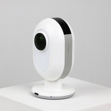 IP Camera WI-FI with 360 Camera Wide Dual Fish Eye Lens 4MP VR Video for Andriod or iOS mobile Home Security CCTV Camera