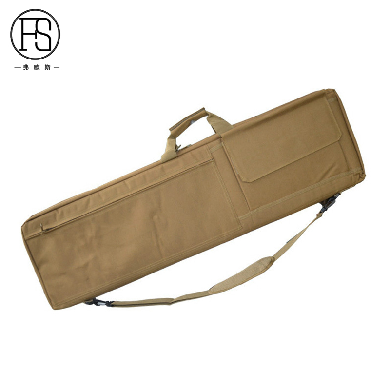Military Shoulder Bags Single Strap Outdoor Tactical Hunting Shooting Rifle Backpack Fishing Bag 85cm / 100cm Choice