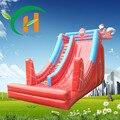 0.55 mm PVC aranha anime brinquedo trampolim cama de salto inflável castelo crianças Indoor e ao ar livre