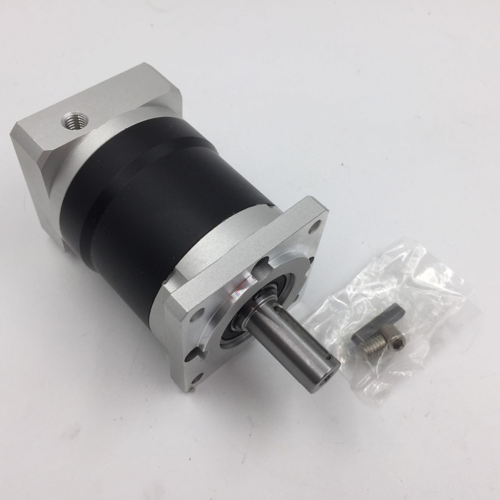 China 50:1 Speed Ratio NEMA 24 High Precision Planetary Reducer Matching 60mm Servo / stepper Motor Planet Reducer LRF60-50 New цена