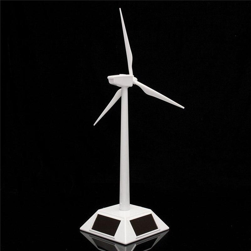 2 w 1 Solar generator wiatrowy Model i stoisko wystawowe wiatrak edukacyjne zestaw montażowy dekoracja stołu