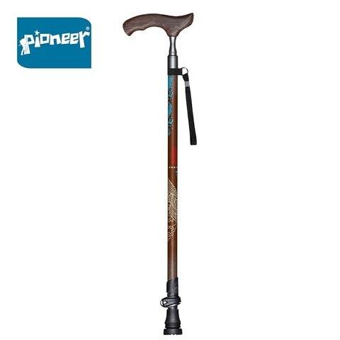 pioneer 1 pcs idosos leve ajustavel fibra