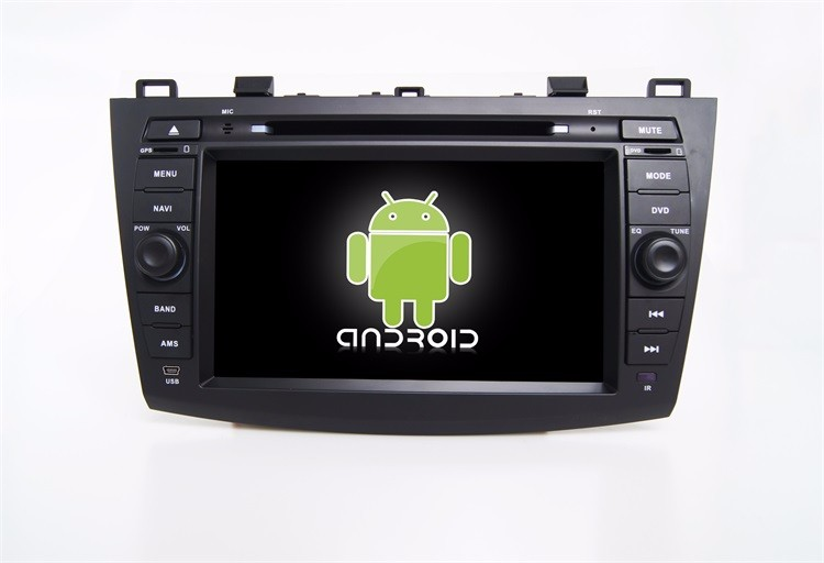 8 Android Car DVD Player with BT GPS WIFI Canbus,audio Radio stereo,Car PC/multimedia headunit for MAZDA 3 2009 2010 2011 2012