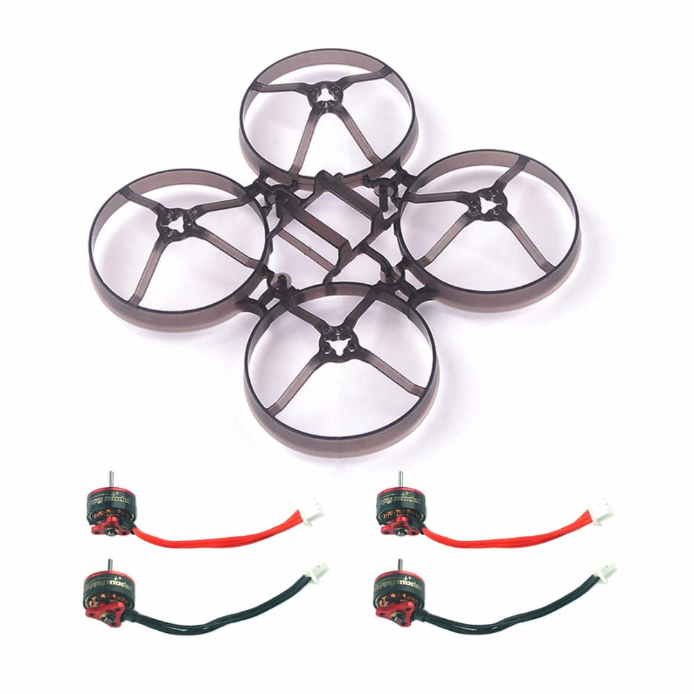 Mobula 7 Spare Parts Replacement V2 Frame SE0802 1-<font><b>2S</b></font> CW CCW 16000KV 19000KV Brushless <font><b>Motors</b></font> for Mobula7 Racer Drone image