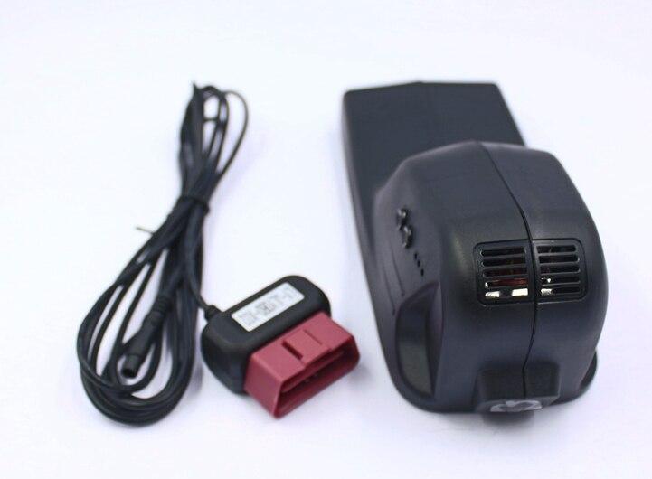 PLUSOBD Hidden HD Car DVR Wifi Dash Camera Carcam For BMW F20 3 Series F30 F35 Video Recorder 1080P Original Design With OBD2