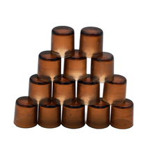1000 pcs Beekeeping Queen Cell Brown Bee Feeding Tools Applicable To beekeepers Breeding Base Appliance Cages
