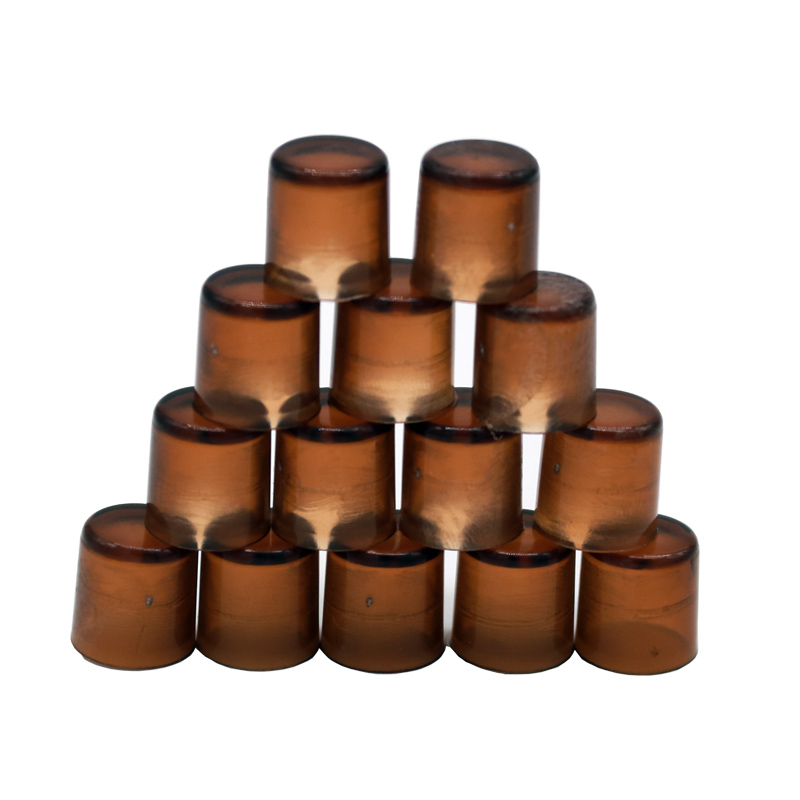 120 Pcs Queen Bee Feeding Cell Cups Brown Bee Cages Beekeeping Tools Applicable To Bee Feeder Equipment