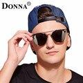 Donna moda gafas de sol mujeres de los hombres de gran tamaño ronda cat eye glasses gafas gafas mujeres hombre para dama hembra hombres gafas d34