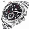 PAGANI DESIGN Luxury Brand Sport Uhren Quarz Edelstahl Voll Uhr herren Uhr/CX-2492C
